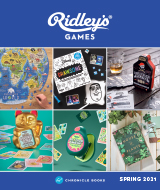 Ridley's Games UK Spring 2021 Catalog