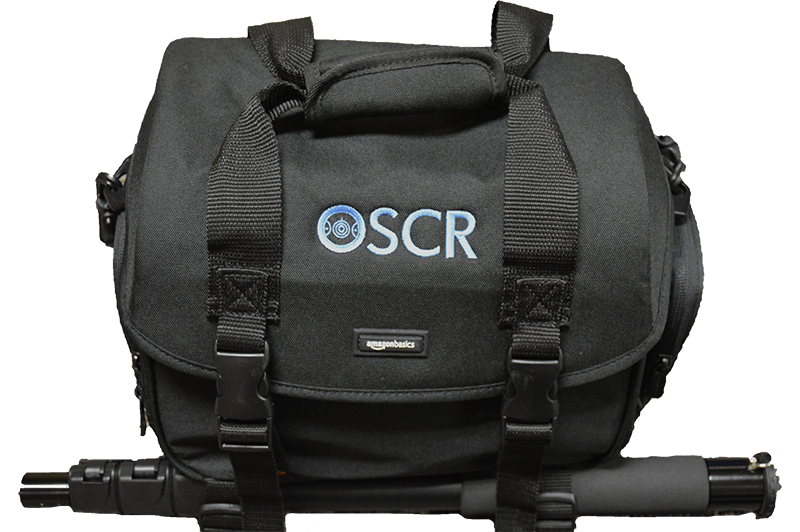 OSCR360 capture kit bag