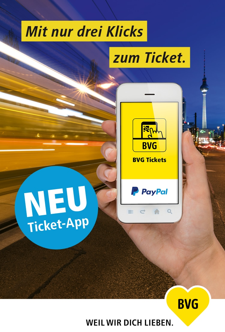 BVG Ticket-App