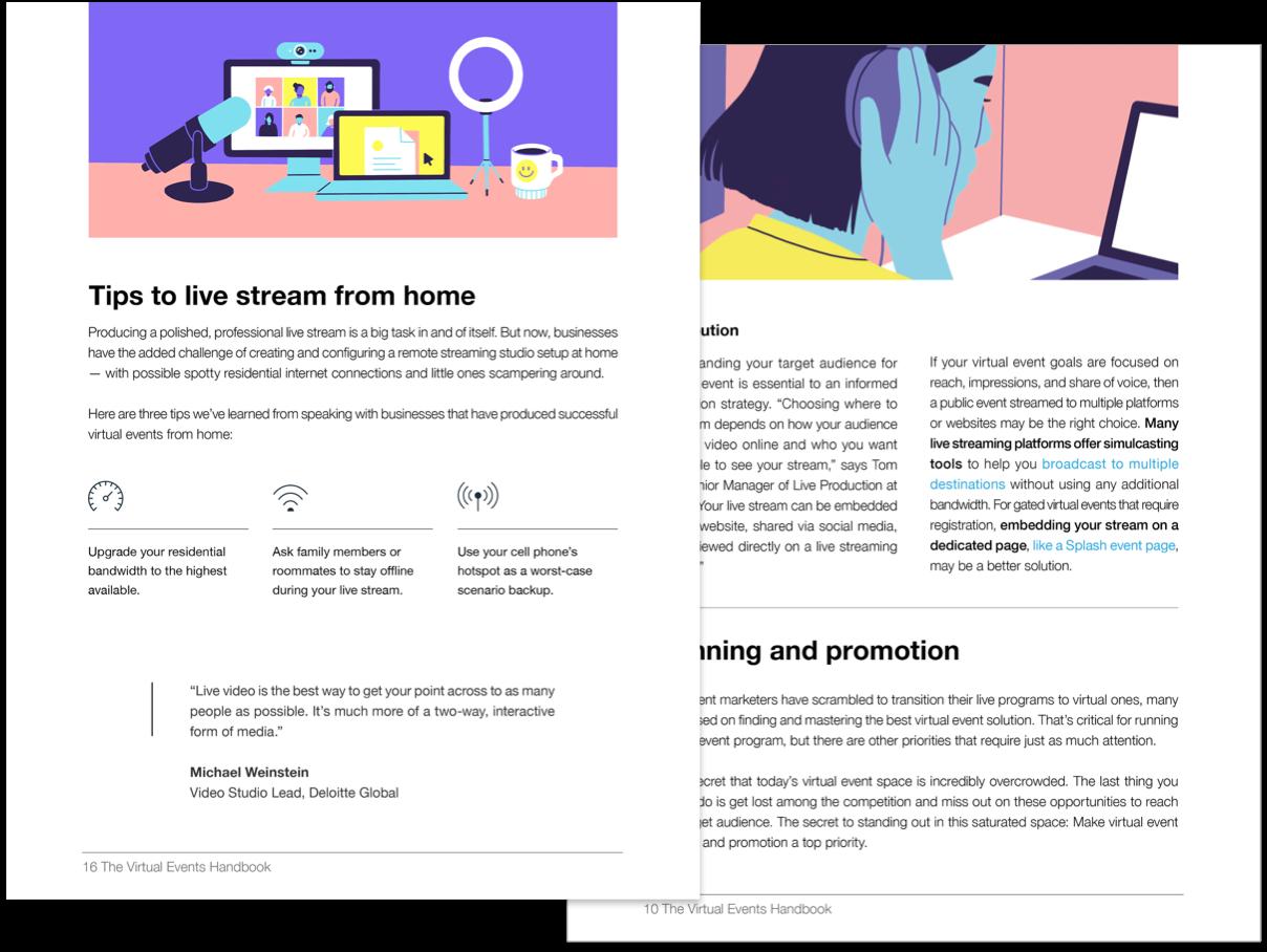 The Virtual Events Handbook   Vimeo Enterprise