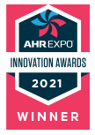AHR Expo Innovation Awards WINNER 2021